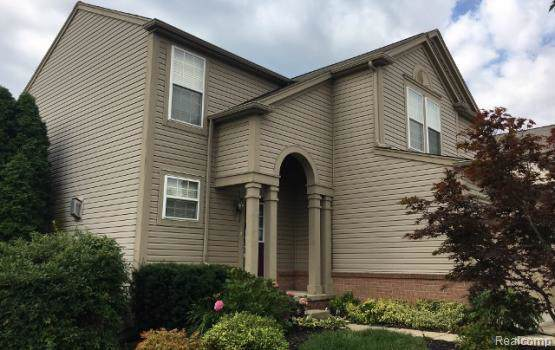 5104 Meadow Crest Circle, Grand Blanc, MI 48442 (#219084618) :: GK Real Estate Team