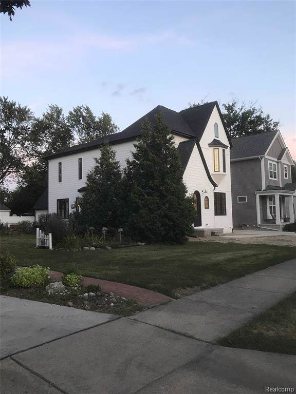 3920 Tyler Avenue, Berkley, MI 48072 (#219084660) :: RE/MAX Nexus