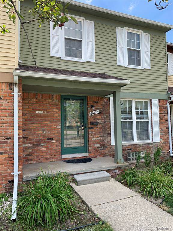 36723 Park Place Drive #24, Sterling Heights, MI 48310 (#219084691) :: The Buckley Jolley Real Estate Team