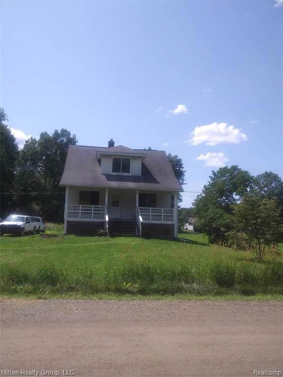 21040 Haggerty Road, Sumpter Twp, MI 48111 (#219084694) :: The Buckley Jolley Real Estate Team