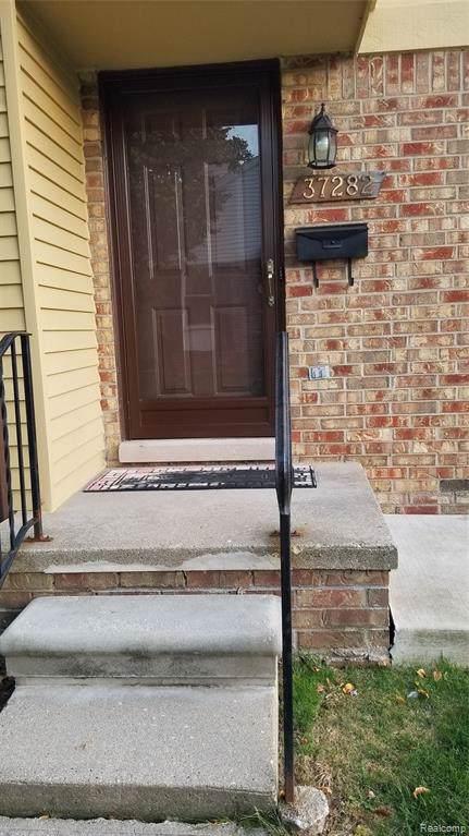 37282 Glenbrook Drive, Clinton Twp, MI 48036 (#219084713) :: The Alex Nugent Team | Real Estate One