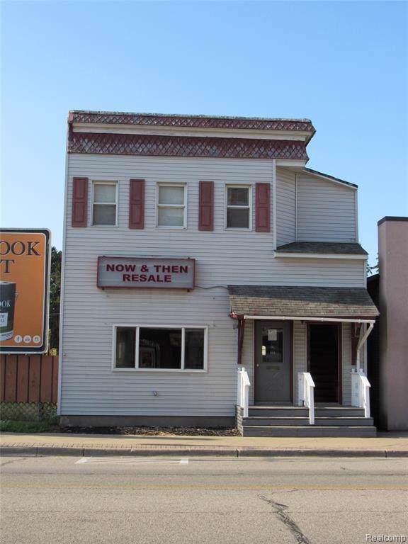 310 E Huron Avenue, Bad Axe, MI 48413 (#219084725) :: The Buckley Jolley Real Estate Team