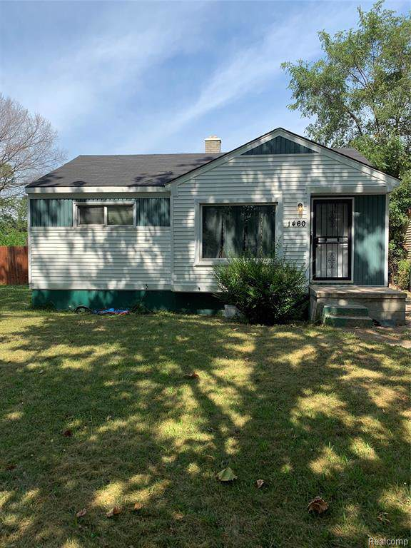 1460 Deacon, Detroit, MI 48217 (MLS #219084750) :: The Toth Team