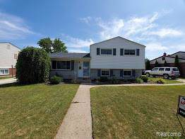 2724 Pall Mall Drive, Sterling Heights, MI 48310 (#219084771) :: The Alex Nugent Team | Real Estate One