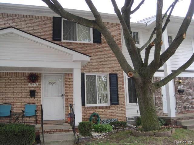 13812 Bonington Drive, Sterling Heights, MI 48312 (#219084812) :: The Buckley Jolley Real Estate Team