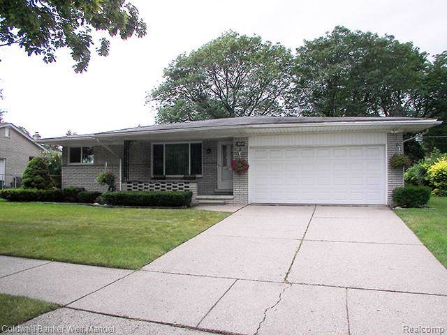14035 Ingram, Livonia, MI 48154 (#219085084) :: The Buckley Jolley Real Estate Team