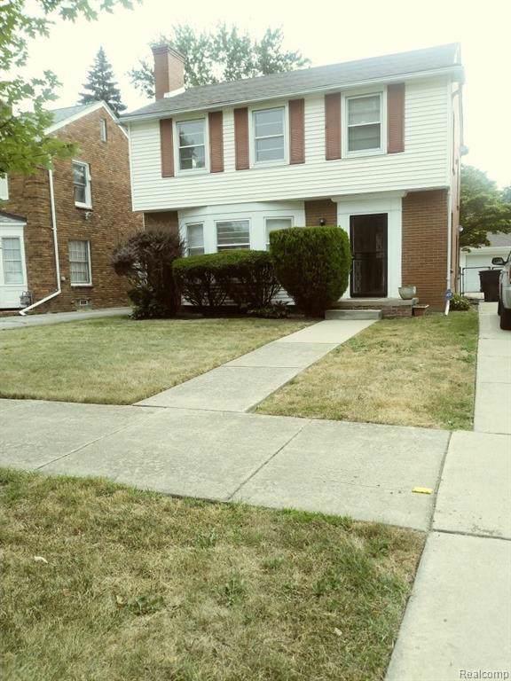 14114 Artesian Street, Detroit, MI 48223 (MLS #219085329) :: The Toth Team