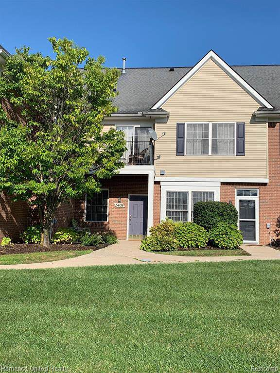 3409 Kneeland Circle #95, Howell Twp, MI 48843 (#219085808) :: KNE Realty 360