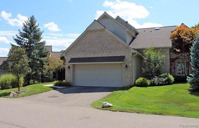 308 Saint Lawrence Boulevard, Northville, MI 48168 (#219085964) :: GK Real Estate Team