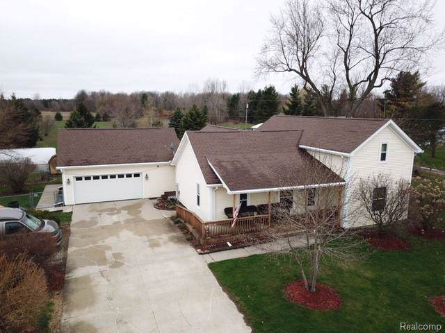 4294 Rochester Road, Dryden Twp, MI 48428 (#219086136) :: The Buckley Jolley Real Estate Team