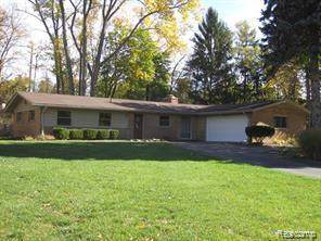 43440 Cottisford Street, Novi, MI 48167 (#219086337) :: RE/MAX Classic