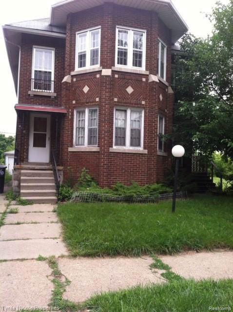 4118 Burns Street, Detroit, MI 48214 (#219086557) :: RE/MAX Classic