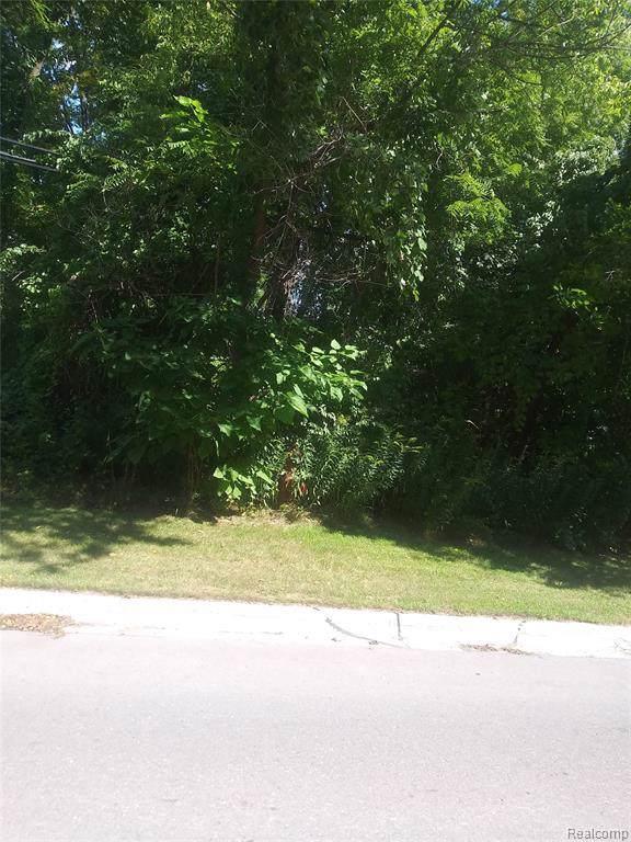 0 Tuck Rd, Farmington Hills, MI 48336 (#219086677) :: The Buckley Jolley Real Estate Team