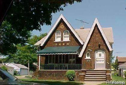 3964 Yorkshire St Road, Detroit, MI 48224 (#219086974) :: The Buckley Jolley Real Estate Team