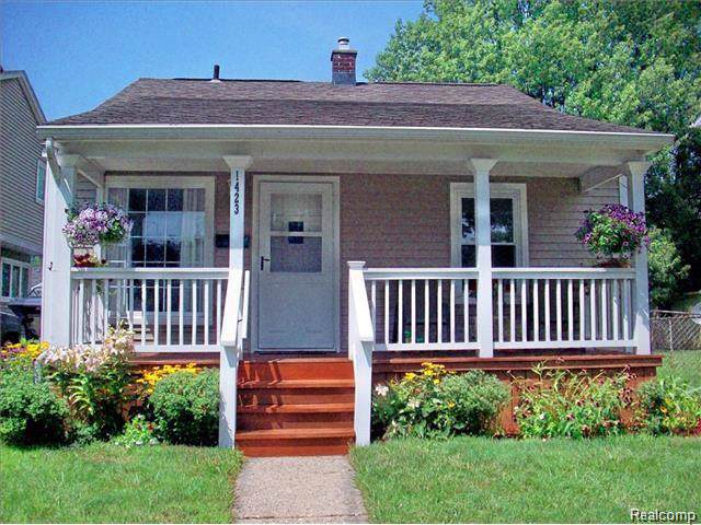 1423 Bauman Avenue, Royal Oak, MI 48073 (#219087109) :: The Buckley Jolley Real Estate Team
