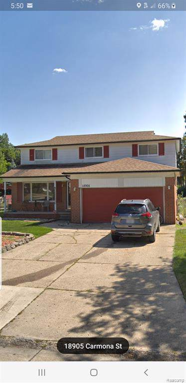 18905 Carmona Street, Southfield, MI 48075 (#219087270) :: The Buckley Jolley Real Estate Team