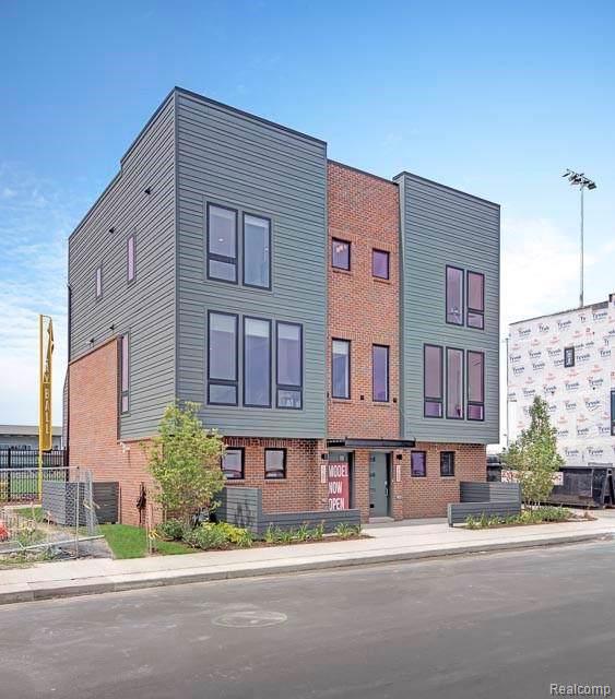 1537 W. Fisher, Detroit, MI 48216 (#219087422) :: GK Real Estate Team