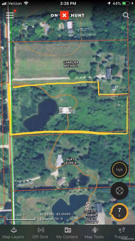 V/L Washburn Road, Hadley Twp, MI 48438 (MLS #219087466) :: The Toth Team