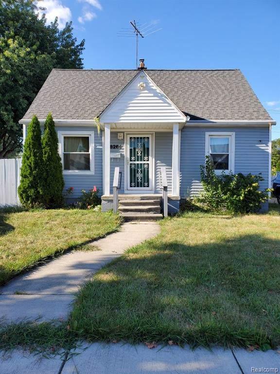 8261 Sterling, Center Line, MI 48015 (#219087488) :: GK Real Estate Team