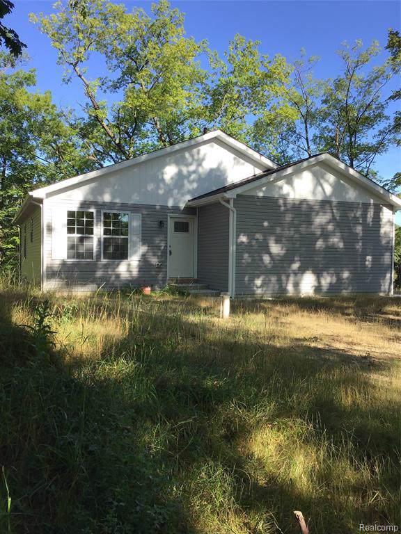 10311 Walnut Shores Drive, Tyrone Twp, MI 48430 (#219089279) :: The Buckley Jolley Real Estate Team