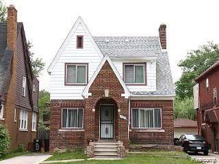 3983 Courville St Street, Detroit, MI 48224 (#219089604) :: RE/MAX Classic