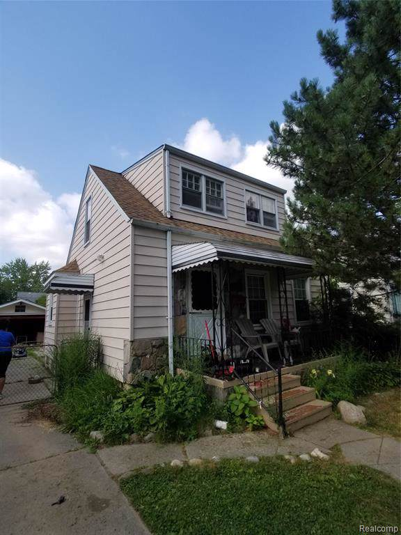 19976 Elkhart Street, Harper Woods, MI 48225 (#219090167) :: The Buckley Jolley Real Estate Team
