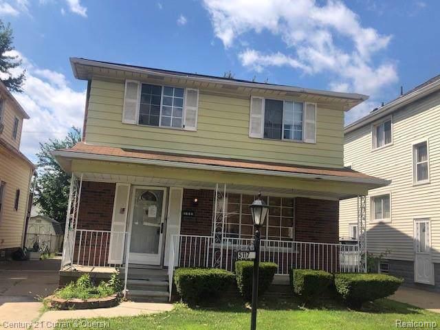 5117 Middlesex Street, Dearborn, MI 48126 (#219090358) :: The Buckley Jolley Real Estate Team