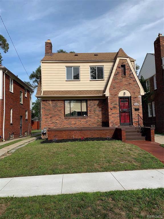 18250 Prairie Street, Detroit, MI 48221 (#219091286) :: Duneske Real Estate Advisors