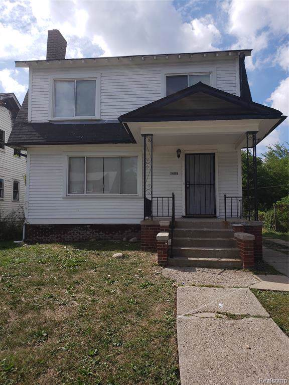 14899 Fairfield Street, Detroit, MI 48238 (#219092860) :: The Buckley Jolley Real Estate Team