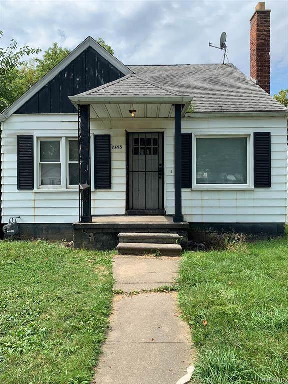 7795 Faust Avenue, Detroit, MI 48228 (#219092866) :: Duneske Real Estate Advisors