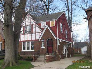 5298 Haverhill Street, Detroit, MI 48224 (#219092930) :: Duneske Real Estate Advisors