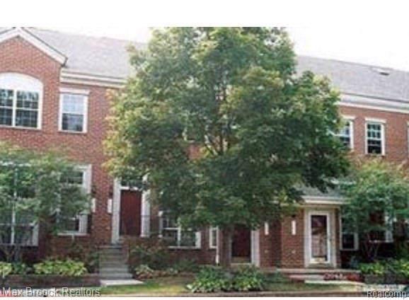 125 W Kenilworth Avenue, Royal Oak, MI 48067 (#219092968) :: The Mulvihill Group