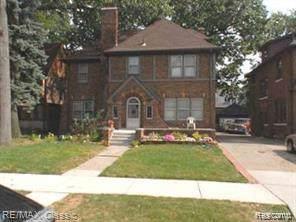 18082 Wildemere Street, Detroit, MI 48221 (#219093069) :: The Buckley Jolley Real Estate Team