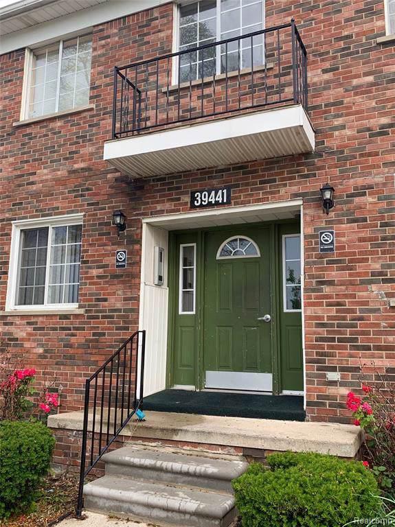 39441 Van Dyke Avenue #203, Sterling Heights, MI 48313 (#219093309) :: The Mulvihill Group