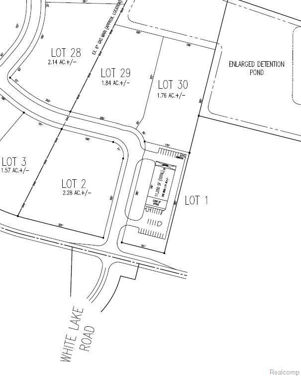 Lot 1 Andersonville Road, Springfield Twp, MI 48346 (#219093436) :: RE/MAX Classic