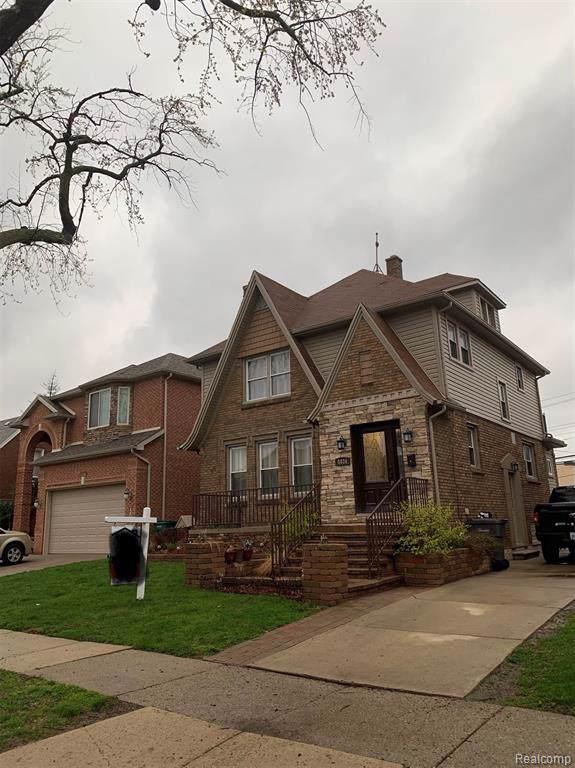 5034 Maple Street, Dearborn, MI 48126 (#219093544) :: The Buckley Jolley Real Estate Team