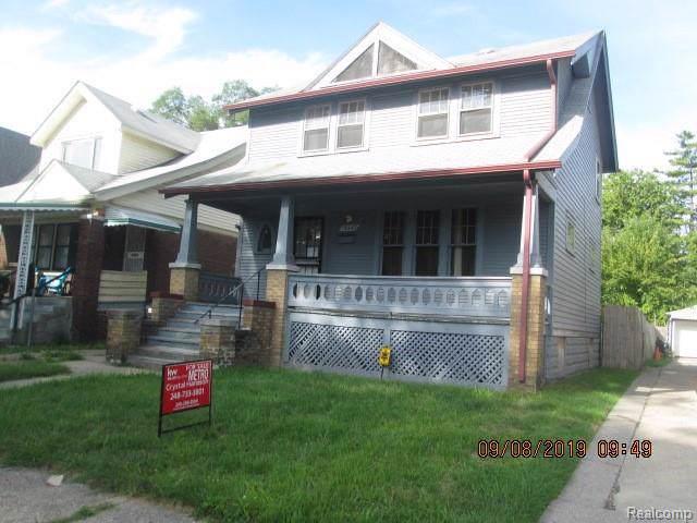 18447 Wexford Street, Detroit, MI 48234 (#219093626) :: Team Sanford