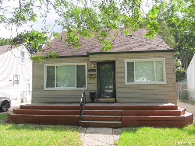18658 Sumner, Redford Twp, MI 48240 (#219093808) :: The Buckley Jolley Real Estate Team