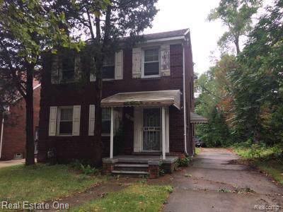 2108 Annabelle Street, Detroit, MI 48217 (#219093816) :: The Buckley Jolley Real Estate Team