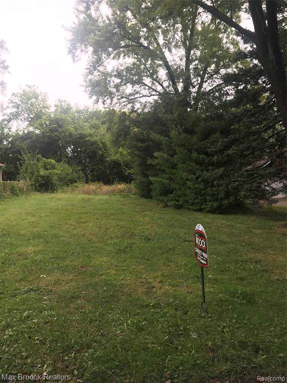 Vacant Jeanette, Southfield, MI 48075 (#219094653) :: The Buckley Jolley Real Estate Team