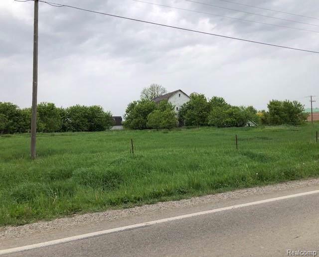 000 Fowlerville, Handy Twp, MI 48836 (#219094888) :: Keller Williams West Bloomfield