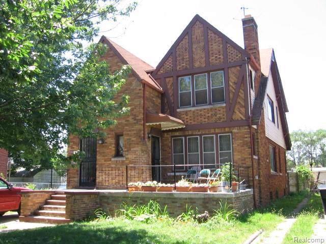 17145 Kentucky Street, Detroit, MI 48221 (#219094964) :: The Buckley Jolley Real Estate Team
