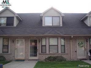 38615 Wellington Drive, Clinton Twp, MI 48036 (#219094989) :: The Alex Nugent Team   Real Estate One