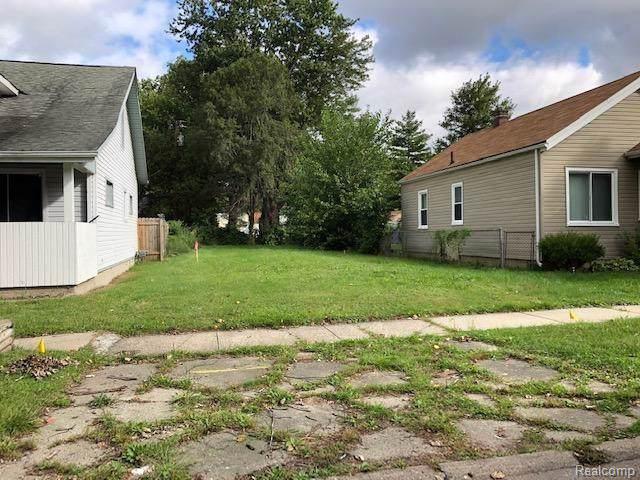 390 W Elza Avenue, Hazel Park, MI 48030 (#219095051) :: The Buckley Jolley Real Estate Team