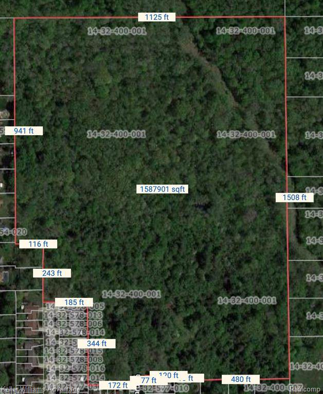 0000 Pinegate Drive, Mt. Morris Twp, MI 48433 (#219095098) :: The Buckley Jolley Real Estate Team