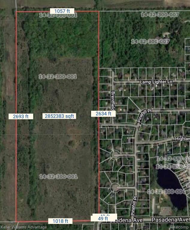 0000 Pasadena Avenue, Mt. Morris Twp, MI 48504 (#219095109) :: The Buckley Jolley Real Estate Team