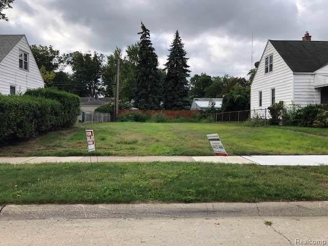 733 W Shevlin Avenue, Hazel Park, MI 48030 (#219095200) :: The Alex Nugent Team | Real Estate One