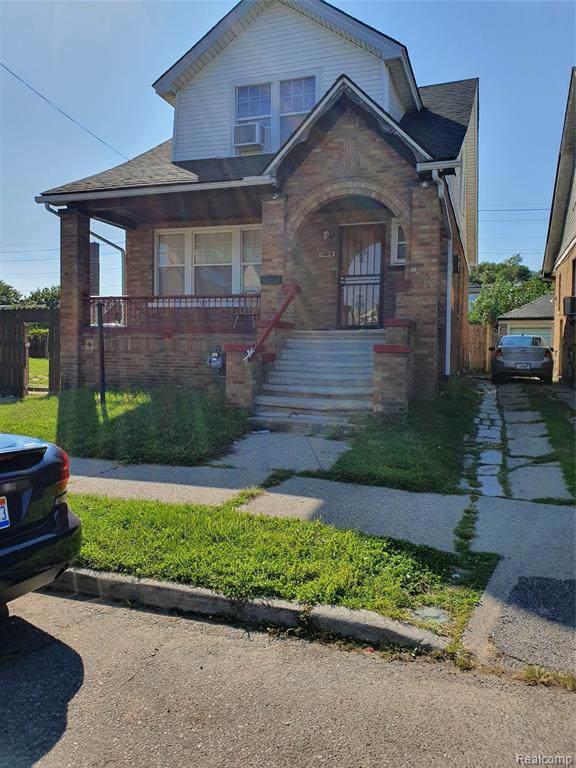 12915 Buffalo Street, Detroit, MI 48212 (#219095207) :: The Mulvihill Group