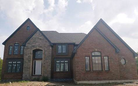47660 Wales Court, Novi, MI 48167 (#219095288) :: GK Real Estate Team