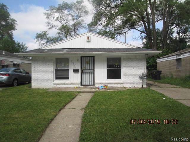 20005 Griggs Street, Detroit, MI 48221 (#219095311) :: The Buckley Jolley Real Estate Team